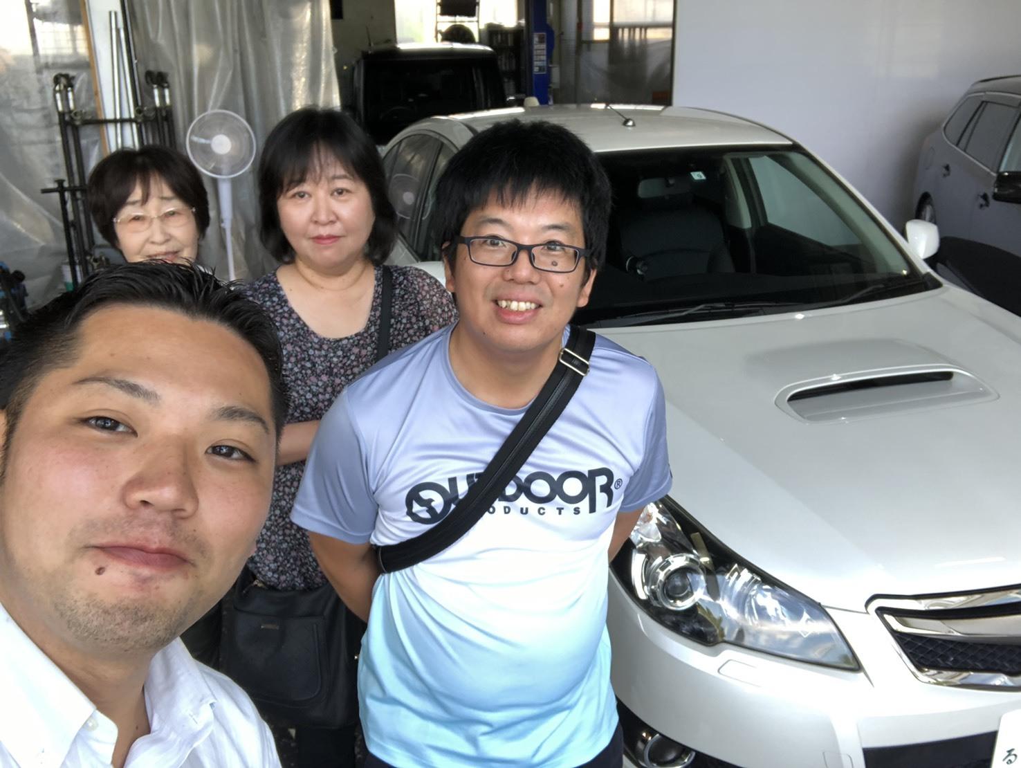9月10日(火)TOMMYBASEブログ☆S様レガシィB4納車!N様N-BOX納車!限定車レガシィ入庫!!_b0127002_16293733.jpg