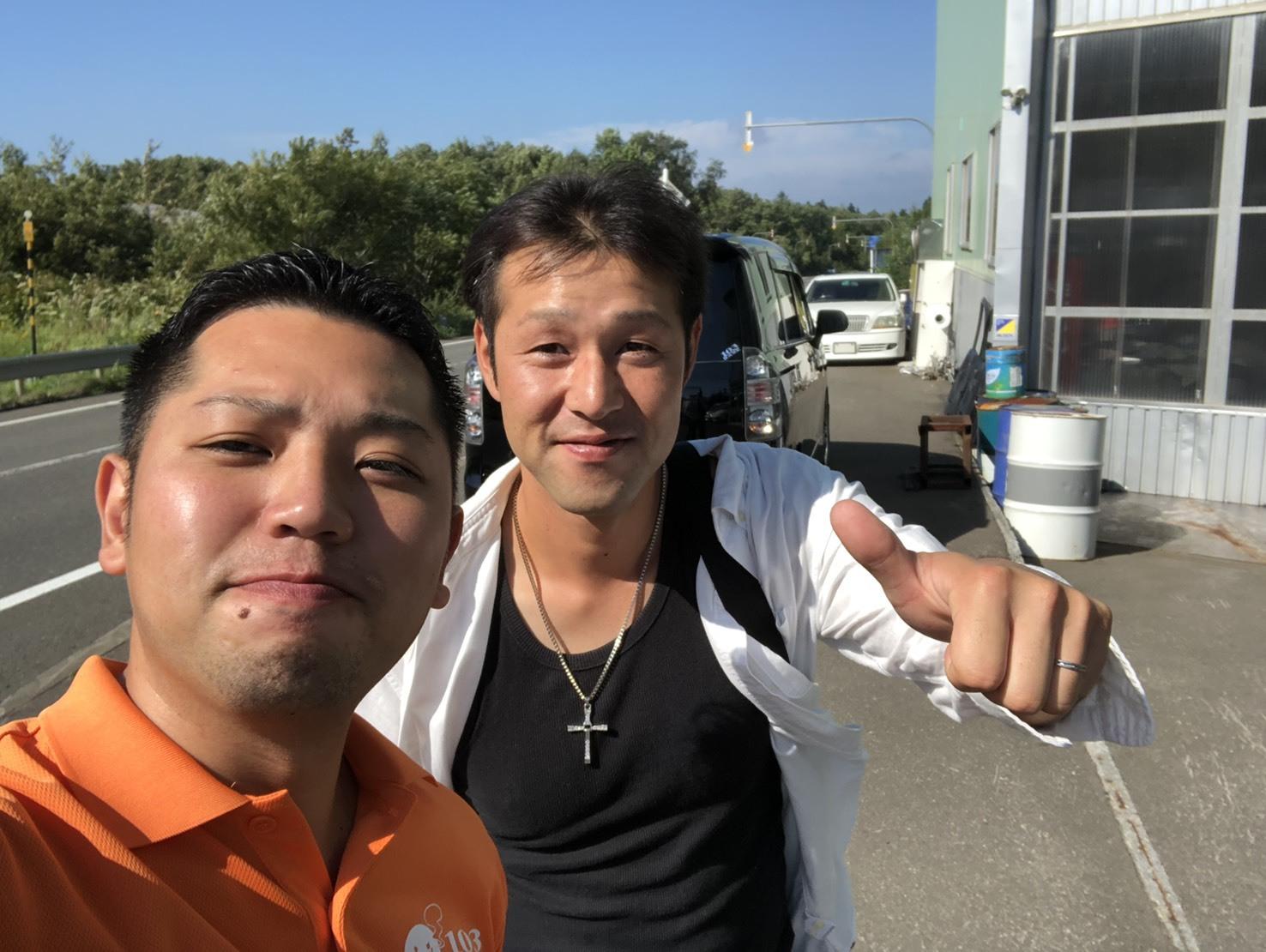 9月10日(火)TOMMYBASEブログ☆S様レガシィB4納車!N様N-BOX納車!限定車レガシィ入庫!!_b0127002_16403748.jpg