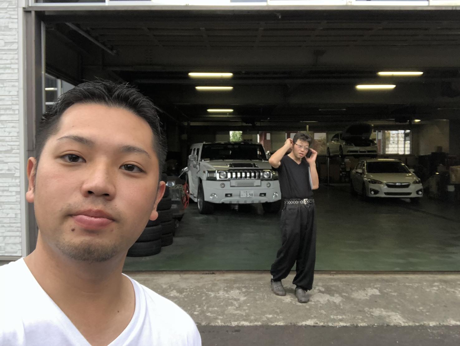 9月10日(火)TOMMYBASEブログ☆S様レガシィB4納車!N様N-BOX納車!限定車レガシィ入庫!!_b0127002_16413883.jpg