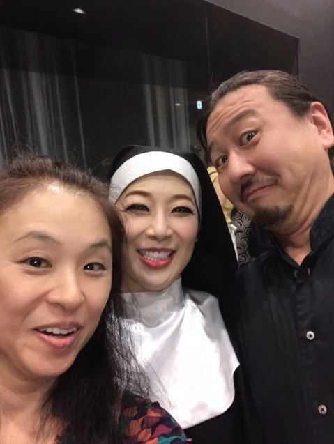 修道女アンジェリカ 終演_f0144003_23301505.jpg