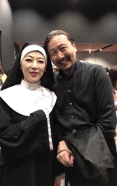 修道女アンジェリカ 終演_f0144003_23301786.jpg