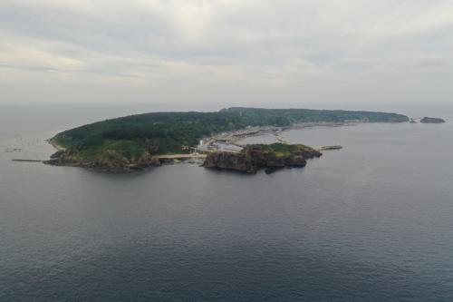 海界の村を歩く 日本海 飛島_d0147406_13580067.jpg