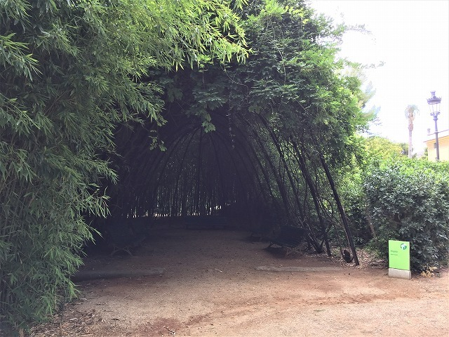 ペドラルベス宮の庭でピクニック_b0064411_07270501.jpg