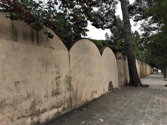 ペドラルベス宮の庭でピクニック_b0064411_07341961.jpg