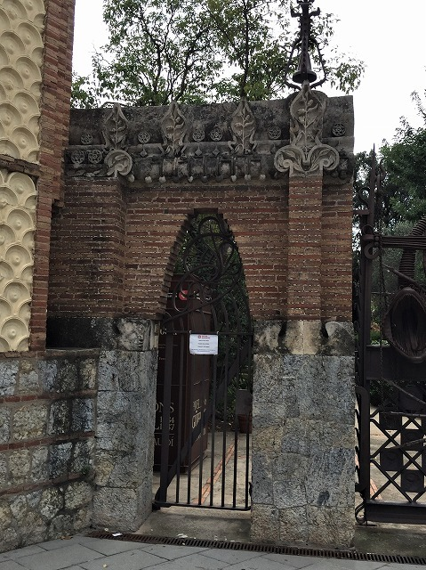 ペドラルベス宮の庭でピクニック_b0064411_07385904.jpg