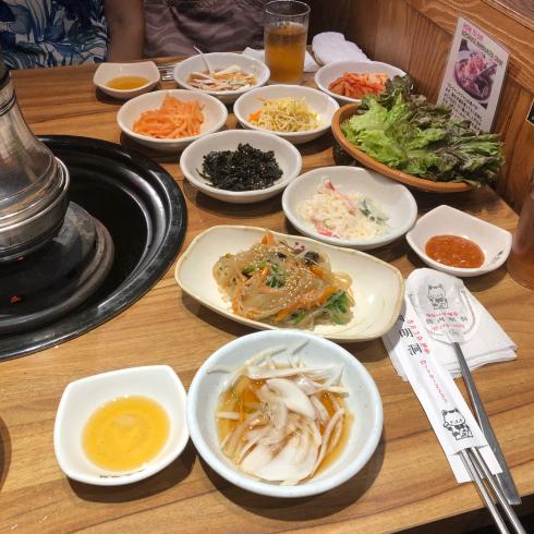 19年8月ソウル その13☆明洞で気持ちよい接客の焼肉屋さん、見つけた!_d0285416_18180248.jpg