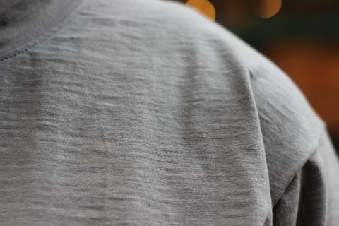 "「Jackman」着用する方の事を最大限に考えた \""Stretch L/S Midneck shirt\"" ご紹介_f0191324_07463716.jpg"