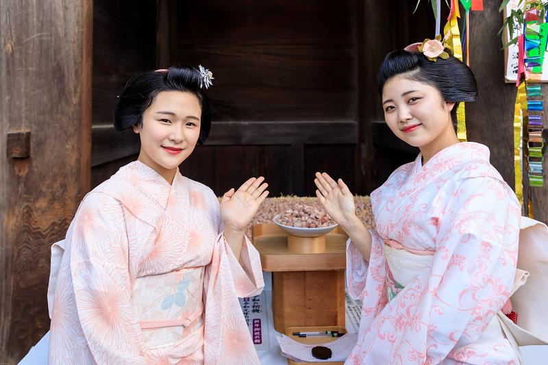 2019 上七軒盆踊り(ご祈祷~屋台編)_f0155048_23383059.jpg