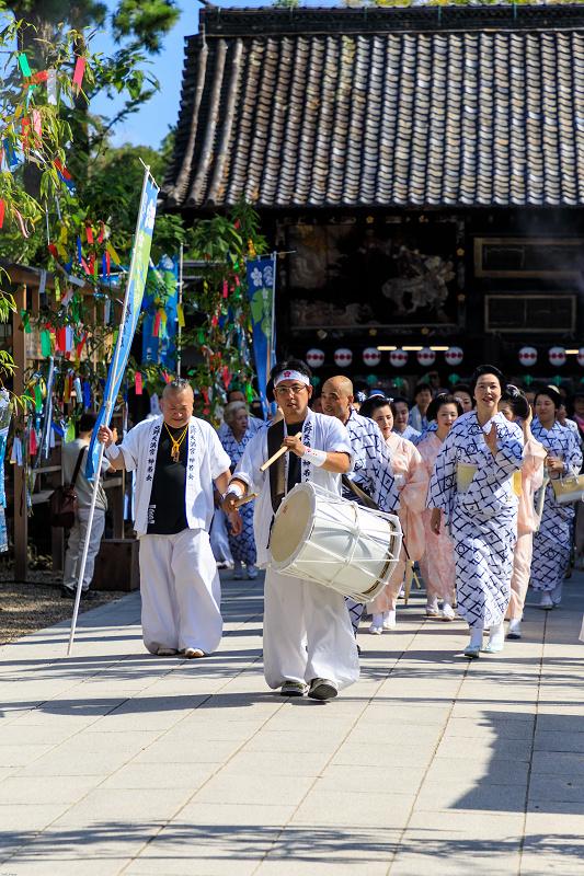 2019 上七軒盆踊り(ご祈祷~屋台編)_f0155048_2338363.jpg