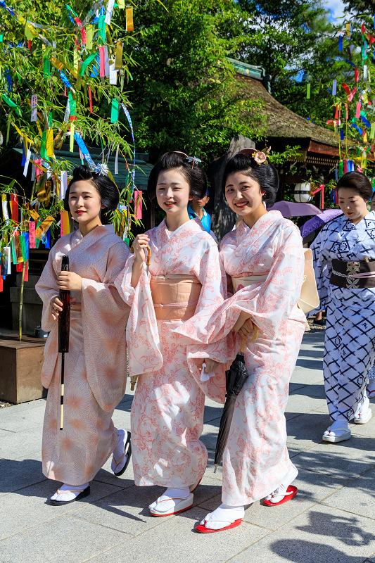2019 上七軒盆踊り(ご祈祷~屋台編)_f0155048_23384758.jpg