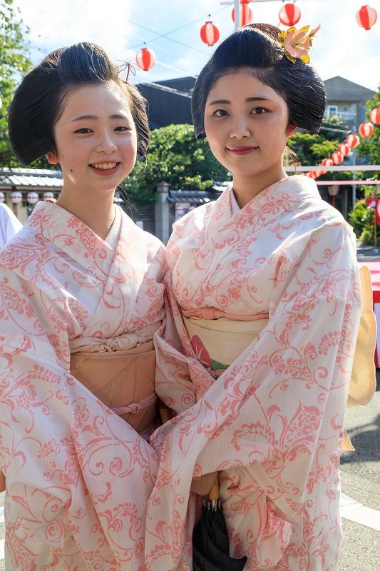 2019 上七軒盆踊り(ご祈祷~屋台編)_f0155048_23403282.jpg