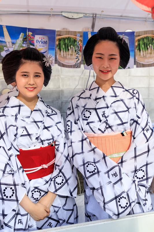 2019 上七軒盆踊り(ご祈祷~屋台編)_f0155048_23404590.jpg