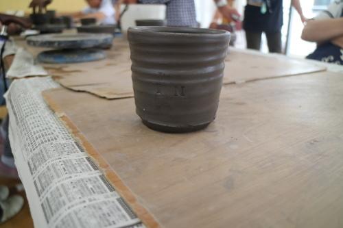陶芸教室_c0350752_17341830.jpg