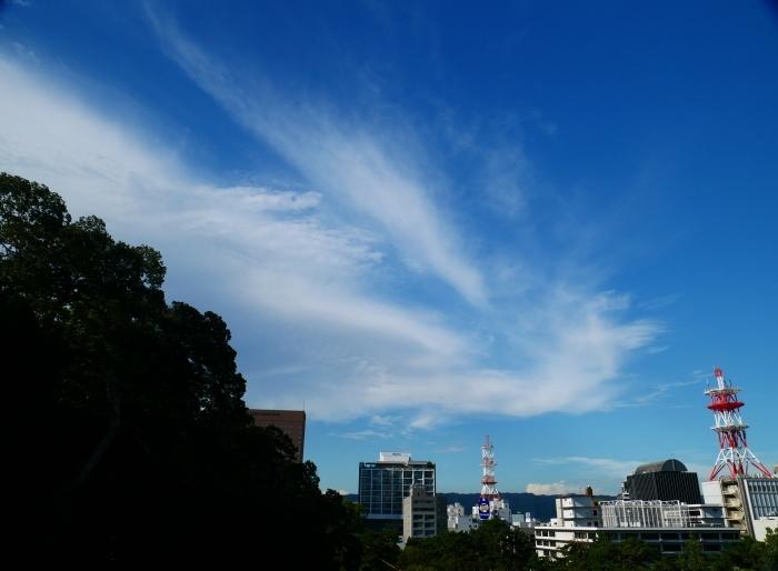 積雲  2019-09-14 00:00_b0093754_22054658.jpg