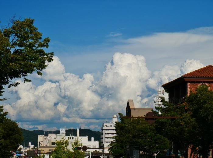 積雲  2019-09-14 00:00_b0093754_22084236.jpg