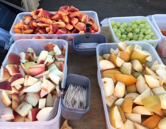 Irvine Farmers Market - 試食品いろいろ_e0350971_12595374.jpg