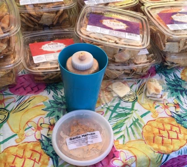 Irvine Farmers Market - 試食品いろいろ_e0350971_13000713.jpg