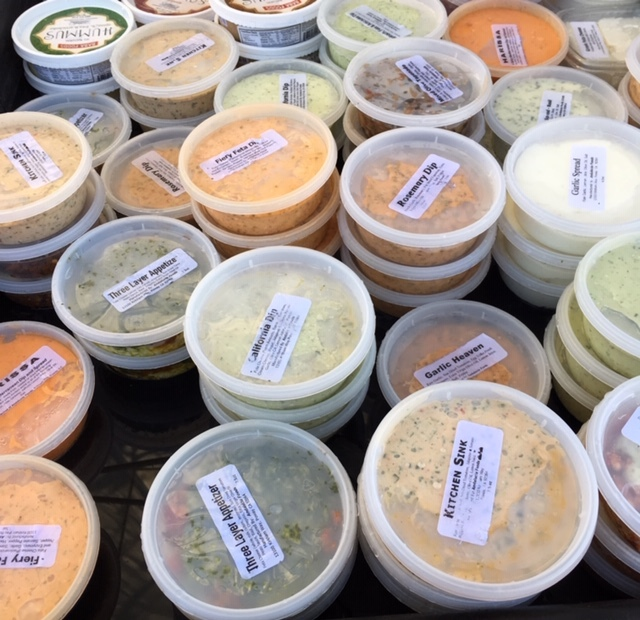 Irvine Farmers Market - 試食品いろいろ_e0350971_13001477.jpg