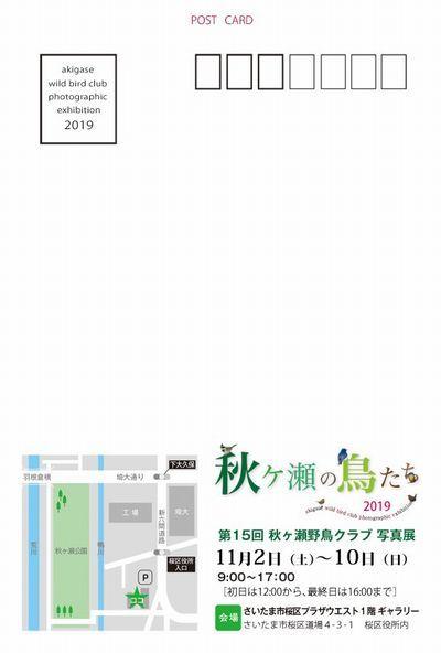 第15回秋ヶ瀬野鳥クラブ写真展→終了しました。_d0020180_18544766.jpg