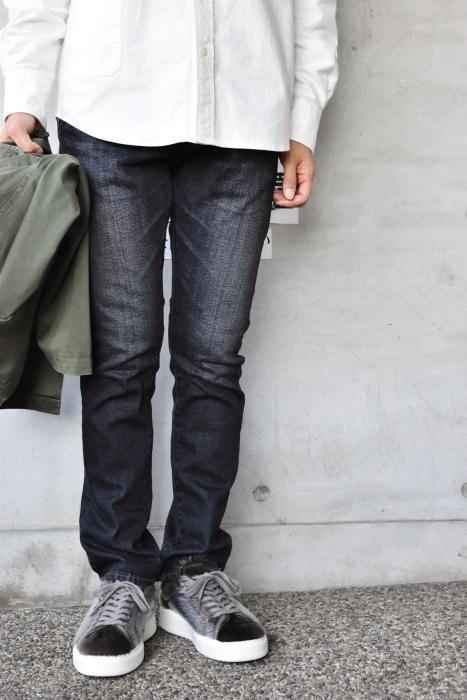 半袖型   SHIRTS JACKET   NUDIE JEANS_d0152280_12183520.jpg