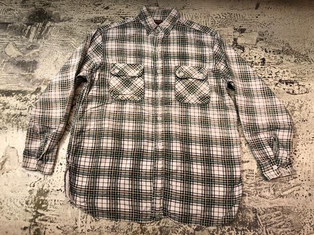 9月11日(水)マグネッツ大阪店ヴィンテージ入荷!!#7 Shirt編!!   BIG YANK & Pilgrim、E&W POLAR、J.C.Penney!!_c0078587_140986.jpg