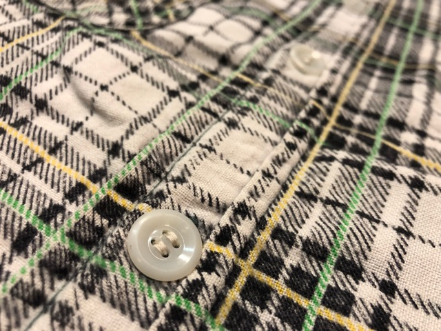 9月11日(水)マグネッツ大阪店ヴィンテージ入荷!!#7 Shirt編!!   BIG YANK & Pilgrim、E&W POLAR、J.C.Penney!!_c0078587_141713.jpg