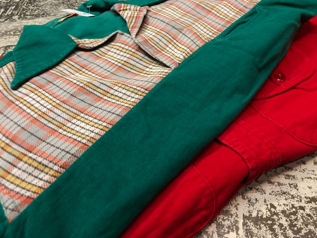 9月11日(水)マグネッツ大阪店ヴィンテージ入荷!!#7 Shirt編!!   BIG YANK & Pilgrim、E&W POLAR、J.C.Penney!!_c0078587_1442650.jpg