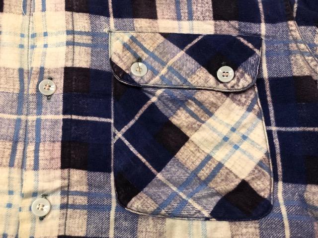 9月11日(水)マグネッツ大阪店ヴィンテージ入荷!!#7 Shirt編!!   BIG YANK & Pilgrim、E&W POLAR、J.C.Penney!!_c0078587_144568.jpg