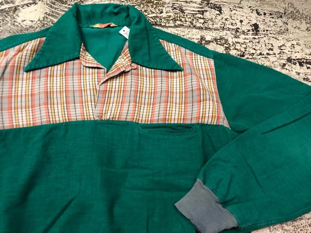 9月11日(水)マグネッツ大阪店ヴィンテージ入荷!!#7 Shirt編!!   BIG YANK & Pilgrim、E&W POLAR、J.C.Penney!!_c0078587_1451421.jpg