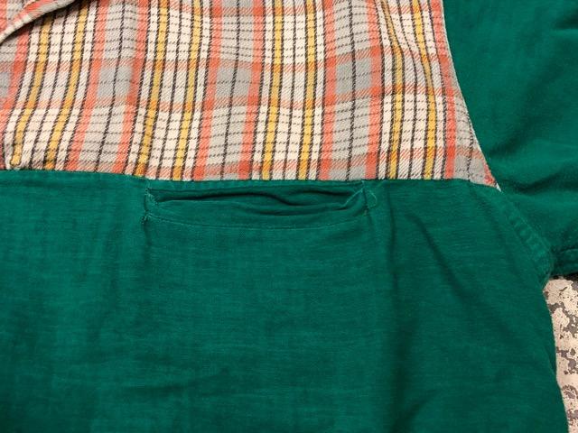 9月11日(水)マグネッツ大阪店ヴィンテージ入荷!!#7 Shirt編!!   BIG YANK & Pilgrim、E&W POLAR、J.C.Penney!!_c0078587_1523712.jpg