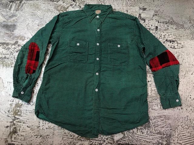 9月11日(水)マグネッツ大阪店ヴィンテージ入荷!!#7 Shirt編!!   BIG YANK & Pilgrim、E&W POLAR、J.C.Penney!!_c0078587_1563697.jpg