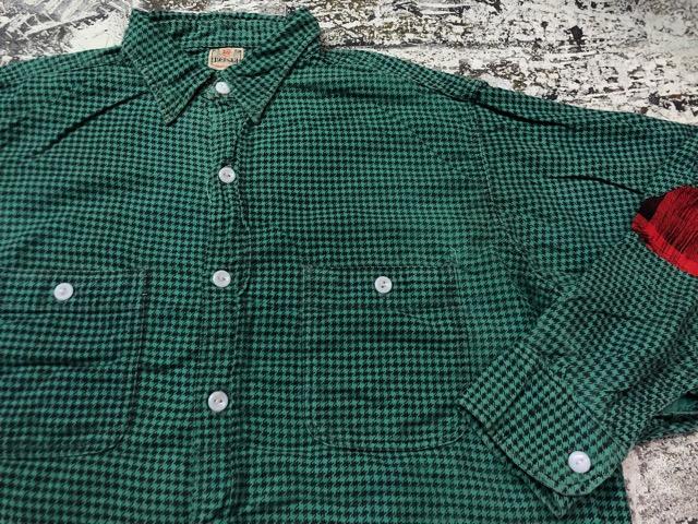 9月11日(水)マグネッツ大阪店ヴィンテージ入荷!!#7 Shirt編!!   BIG YANK & Pilgrim、E&W POLAR、J.C.Penney!!_c0078587_156596.jpg