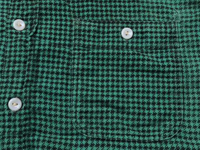9月11日(水)マグネッツ大阪店ヴィンテージ入荷!!#7 Shirt編!!   BIG YANK & Pilgrim、E&W POLAR、J.C.Penney!!_c0078587_157244.jpg
