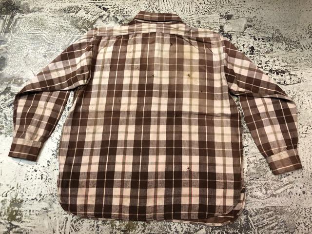 9月11日(水)マグネッツ大阪店ヴィンテージ入荷!!#7 Shirt編!!   BIG YANK & Pilgrim、E&W POLAR、J.C.Penney!!_c0078587_1584568.jpg