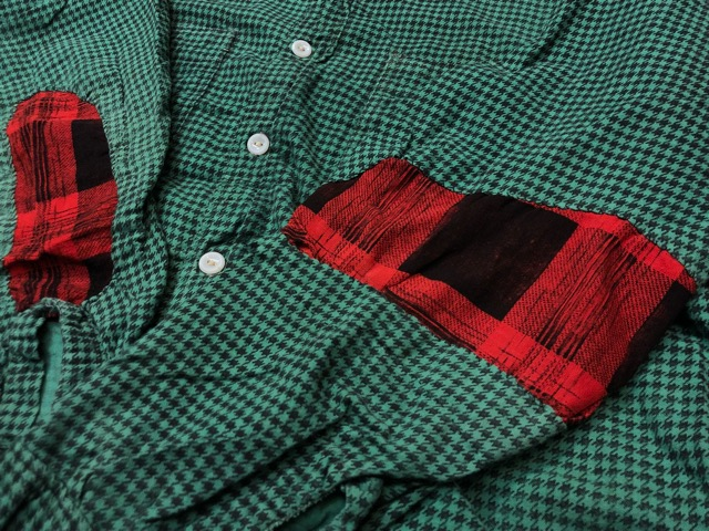 9月11日(水)マグネッツ大阪店ヴィンテージ入荷!!#7 Shirt編!!   BIG YANK & Pilgrim、E&W POLAR、J.C.Penney!!_c0078587_158980.jpg