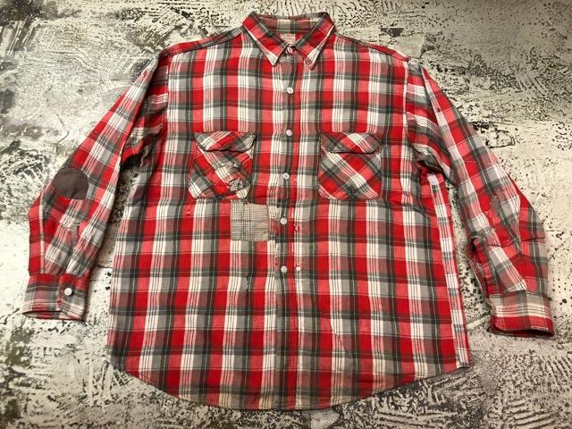 9月11日(水)マグネッツ大阪店ヴィンテージ入荷!!#7 Shirt編!!   BIG YANK & Pilgrim、E&W POLAR、J.C.Penney!!_c0078587_2033100.jpg