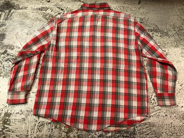 9月11日(水)マグネッツ大阪店ヴィンテージ入荷!!#7 Shirt編!!   BIG YANK & Pilgrim、E&W POLAR、J.C.Penney!!_c0078587_204519.jpg