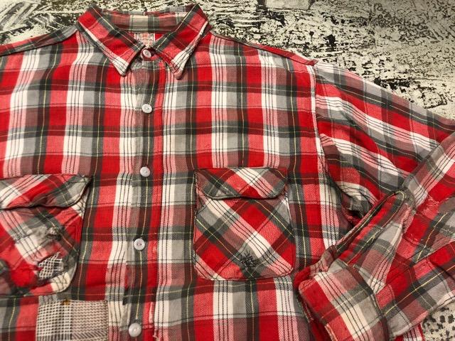 9月11日(水)マグネッツ大阪店ヴィンテージ入荷!!#7 Shirt編!!   BIG YANK & Pilgrim、E&W POLAR、J.C.Penney!!_c0078587_21077.jpg