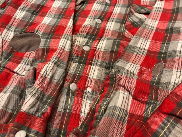 9月11日(水)マグネッツ大阪店ヴィンテージ入荷!!#7 Shirt編!!   BIG YANK & Pilgrim、E&W POLAR、J.C.Penney!!_c0078587_21404.jpg