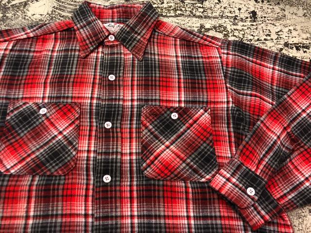 9月11日(水)マグネッツ大阪店ヴィンテージ入荷!!#7 Shirt編!!   BIG YANK & Pilgrim、E&W POLAR、J.C.Penney!!_c0078587_252441.jpg
