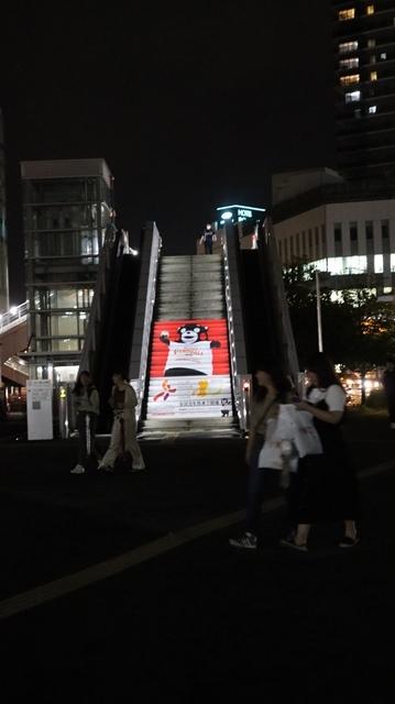 藤田八束の鉄道写真@熊本観光と言えばくまモン部長、くまモン部長が熊本観光を盛り上げる・・・熊本復興とくまモン部長_d0181492_12390337.jpg