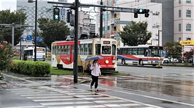 藤田八束の鉄道写真@熊本観光と言えばくまモン部長、くまモン部長が熊本観光を盛り上げる・・・熊本復興とくまモン部長_d0181492_23502560.jpg