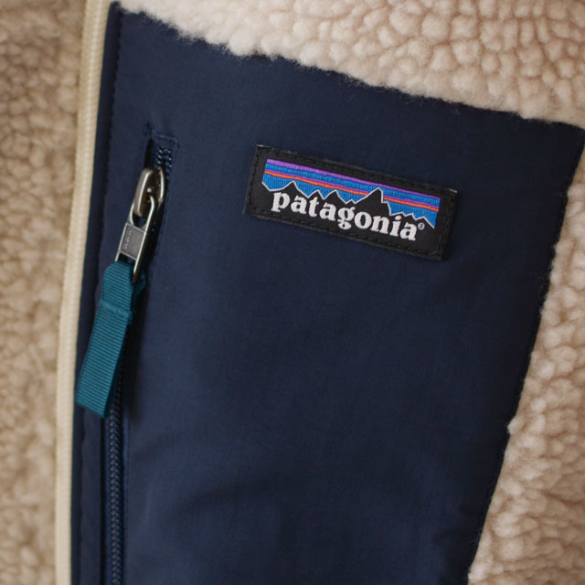 PATAGONIA/パタゴニアMEN\'S CLASSIC RETRO-X JACKET [23056]再入荷!_f0051306_17562705.jpg