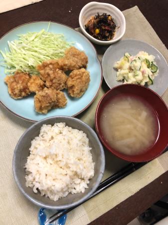 鶏の唐揚げ_d0235108_21090063.jpg