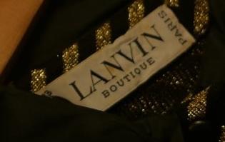 LANVIN Dress_f0144612_13253816.jpg