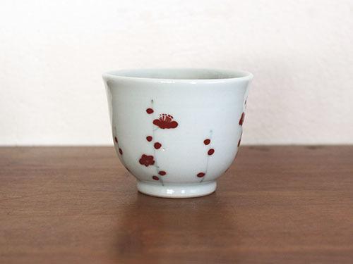 清水なお子さんのお湯のみ、カップ。_a0026127_15273744.jpg