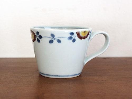 清水なお子さんのお湯のみ、カップ。_a0026127_15273751.jpg