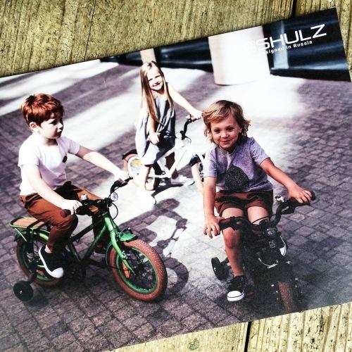 ロシア産「 SHULZ 」シュルツ おしゃれ子供自転車 14インチ キッズバイク おしゃれ自転車 SHULZ BUBBLE 14_b0212032_18093561.jpeg