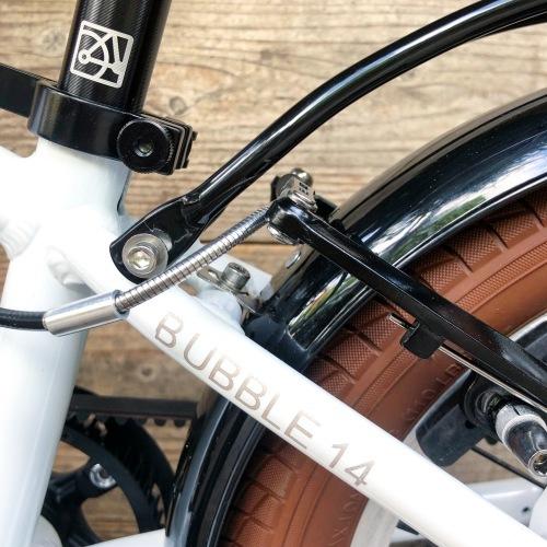 ロシア産「 SHULZ 」シュルツ おしゃれ子供自転車 14インチ キッズバイク おしゃれ自転車 SHULZ BUBBLE 14_b0212032_18102069.jpeg