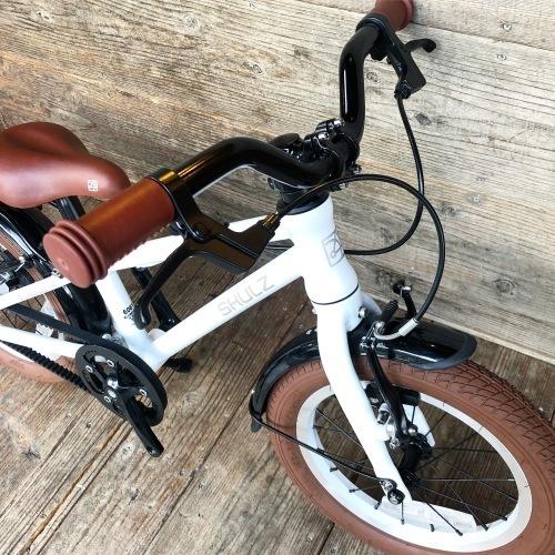 ロシア産「 SHULZ 」シュルツ おしゃれ子供自転車 14インチ キッズバイク おしゃれ自転車 SHULZ BUBBLE 14_b0212032_18121040.jpeg